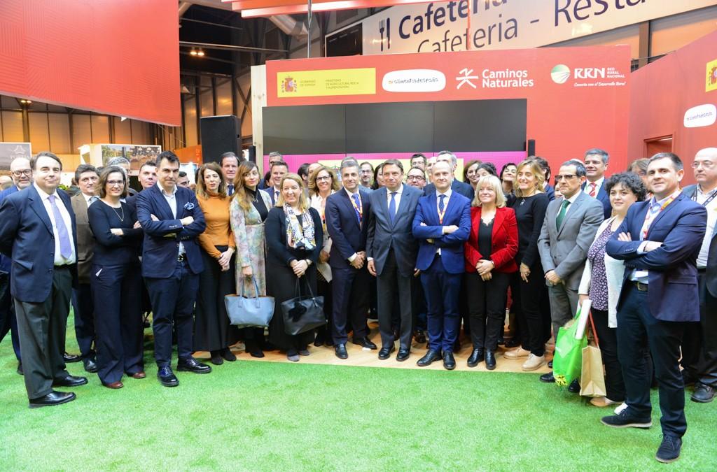 Luis Planas: Nuestros alimentos y bebidas permiten posicionar a España como referente mundial de la gastronomía.